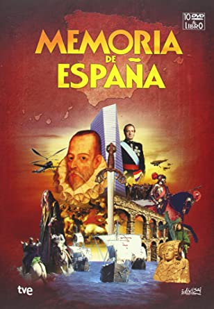 Memoria De España + Libro [DVD]: Amazon.es: Cine y Series TV