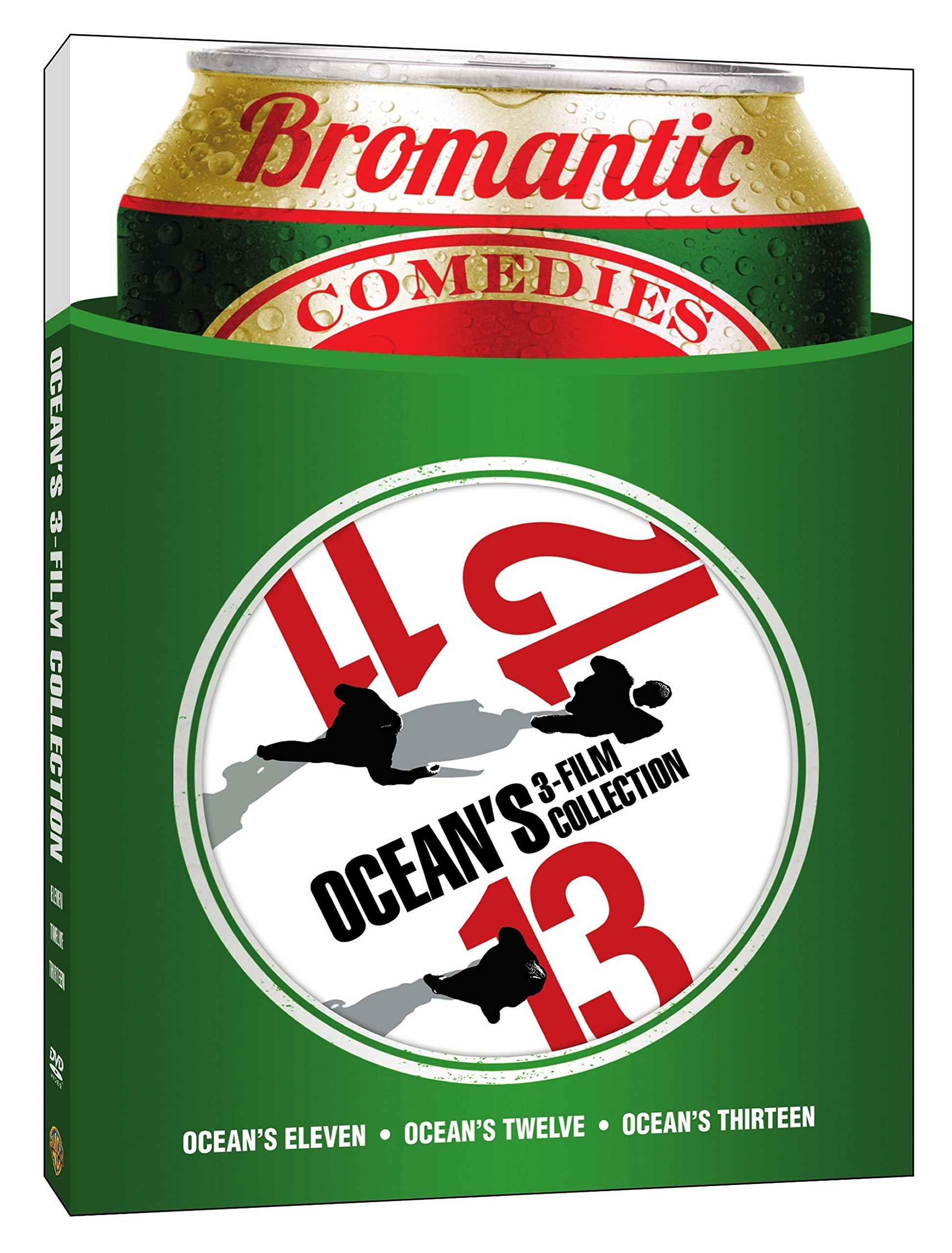 Ocean\\\'s Eleven (2001)/ Twelve And Thirteen Collection (2 Pack, 2PC)