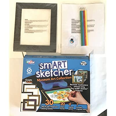 Smart Sketcher Museum Gift Set: Toys & Games