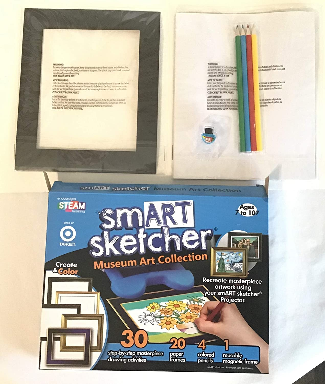 smART Sketcher Colección de Arte del Museo: Amazon.es: Juguetes y ...