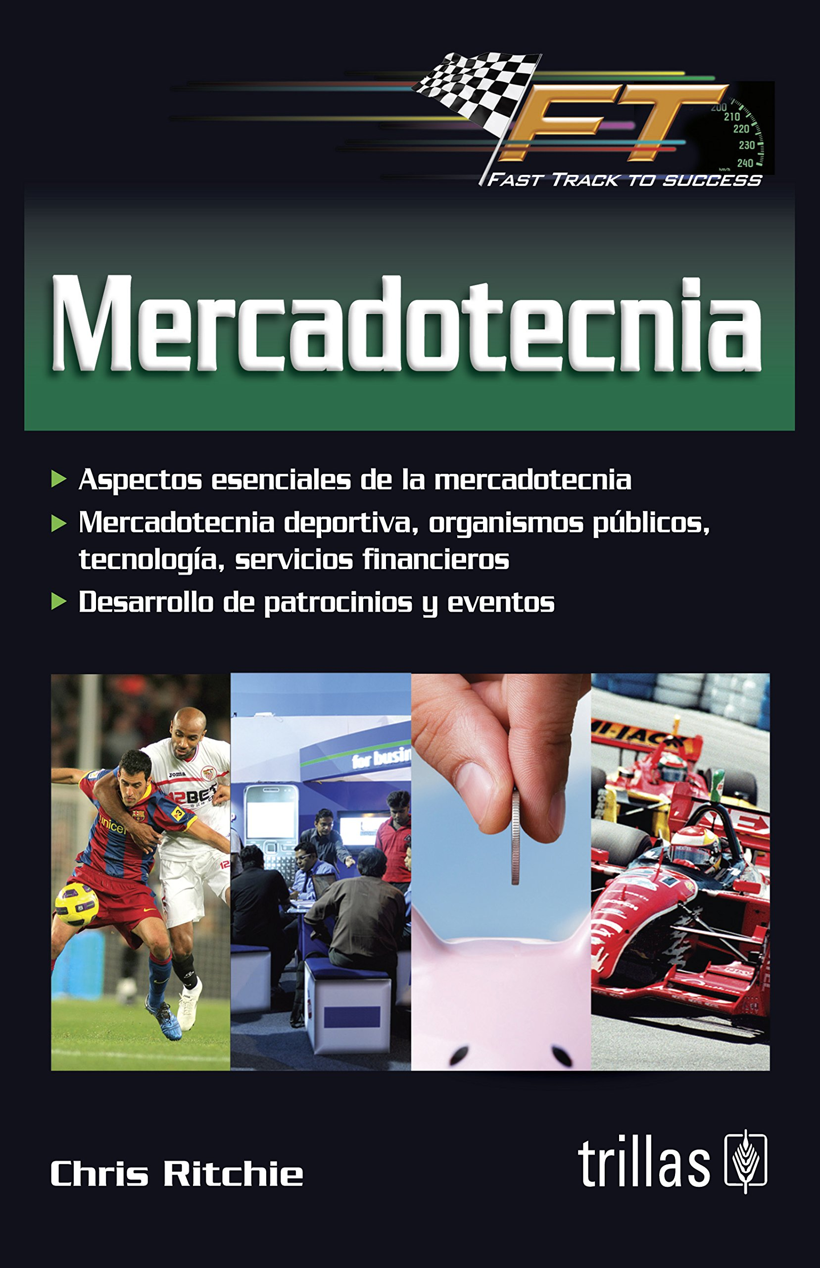 MERCADOTECNIA: CHRIS RITCHIE: 9786071710543: Amazon.com: Books