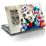 Gadgets WRAP Tribute to APJ Kalam Laptop Decal for 15.6 inch Laptop 15x10