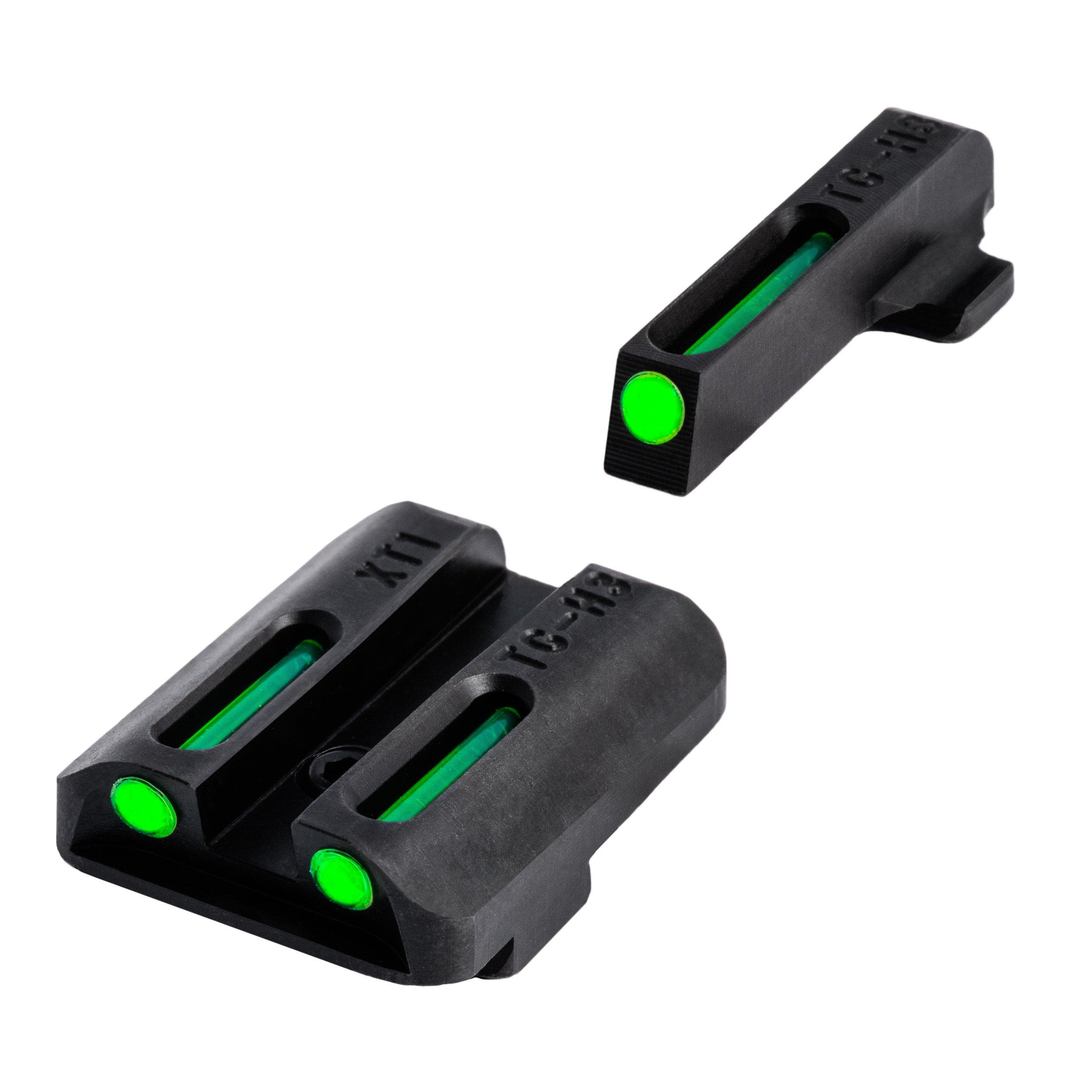 TRUGLO TFO Handgun Sight Set - Springfield XD, XDM, XDS by TRUGLO