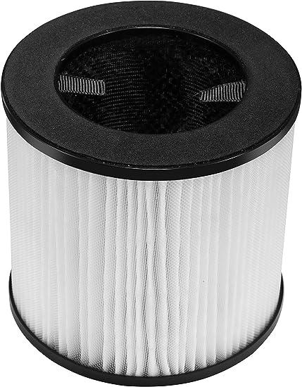 LANTARK Luftreiniger Air Purifier mit HEPA-Filter Filter