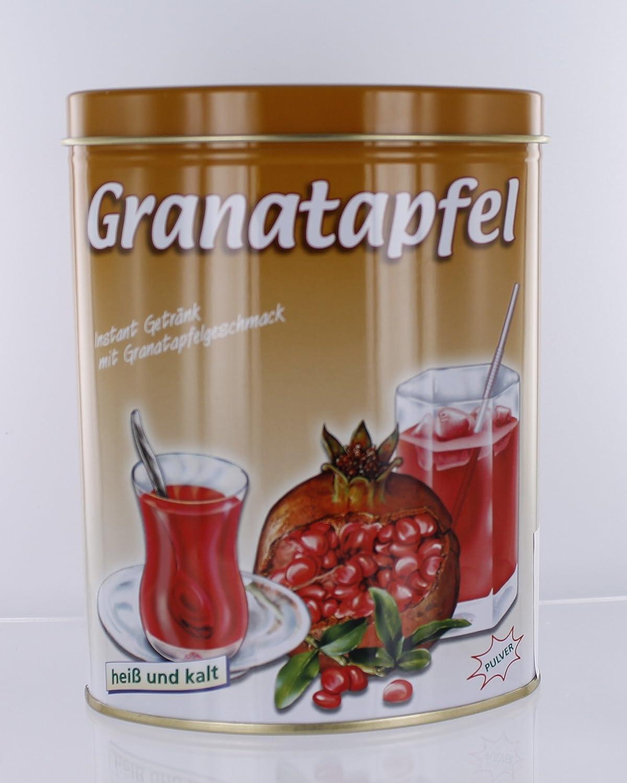 Türkisches Instantgetränk mit Granatapfel-Geschmack 300g in Dose ...