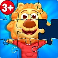 Puzzle Kids - Formes d'animaux et puzzles