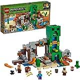 レゴ(LEGO) マインクラフト 巨大クリーパー像の鉱山 21155