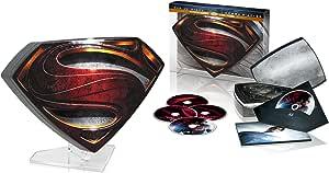 Man of Steel - Collector's Edition [Blu-ray 3D + Blu-ray] (Bilingual)