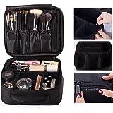 ROWNYEON Portable Travel makeup bag / Makeup Case / Mini Makeup Train Case9.8