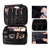 Amazon Price History for:ROWNYEON Portable Travel Makeup Bag Makeup Case Mini Makeup Train Case 9.8''
