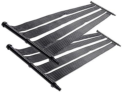 Nemaxx 2X Calentador Solar SH3000 3 m - Calefacción Solar para Piscina, Calefacción Solar,