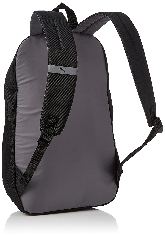 Puma Black Laptop Backpack (7471801)  Amazon.in  Bags 4dd1aa0fd14d1
