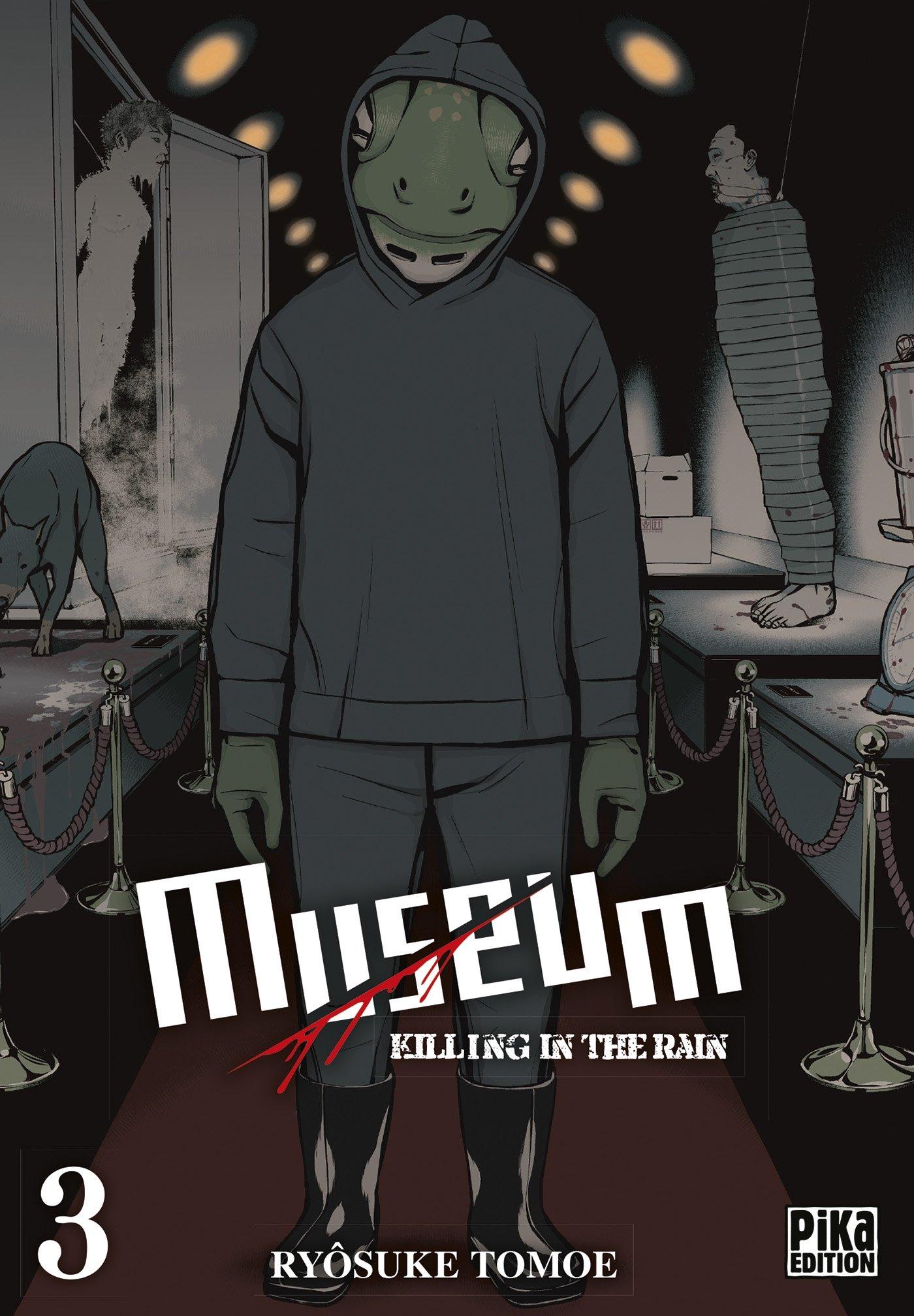Museum (3) : Killing in the rain