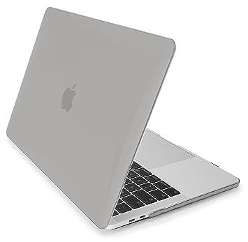 MyGadget Funda para Apple Macbook New Pro 13 Pulgadas Modelo A1706 / A1708 [de Finales