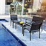 Flamaker 4 Pieces Patio Furniture Outdoor furniture