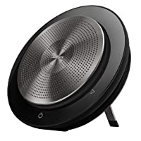 Jabra Speak 750 UC Wireless Bluetooth Speaker for Softphones and Mobile Phones – Easy to Set Up – Lightweight, Portable Conference Call Speaker with Premium Audio, Ideal for Remote Collaboration