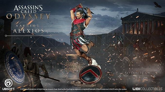 Assassin S Creed Odyssey Figurine Alexios Amazon Co Uk Pc