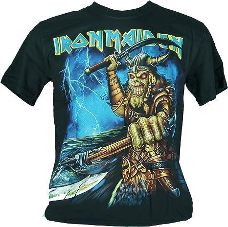 Iron Maiden extra Large Tamaño extra grande de nuevo! T-Shirt ...