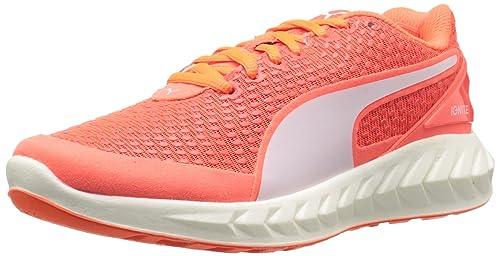Puma Ignite Ultimate 3D Donna US 11 Arancione Scarpa da