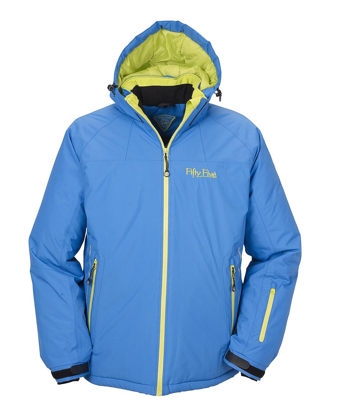 Ski-Jacke Snowboard-Jacken für Herren von Fifty Five - Jamie - winddicht und wasserdicht mit FIVE-TEX Membrane für Outdoor-Bekleidung
