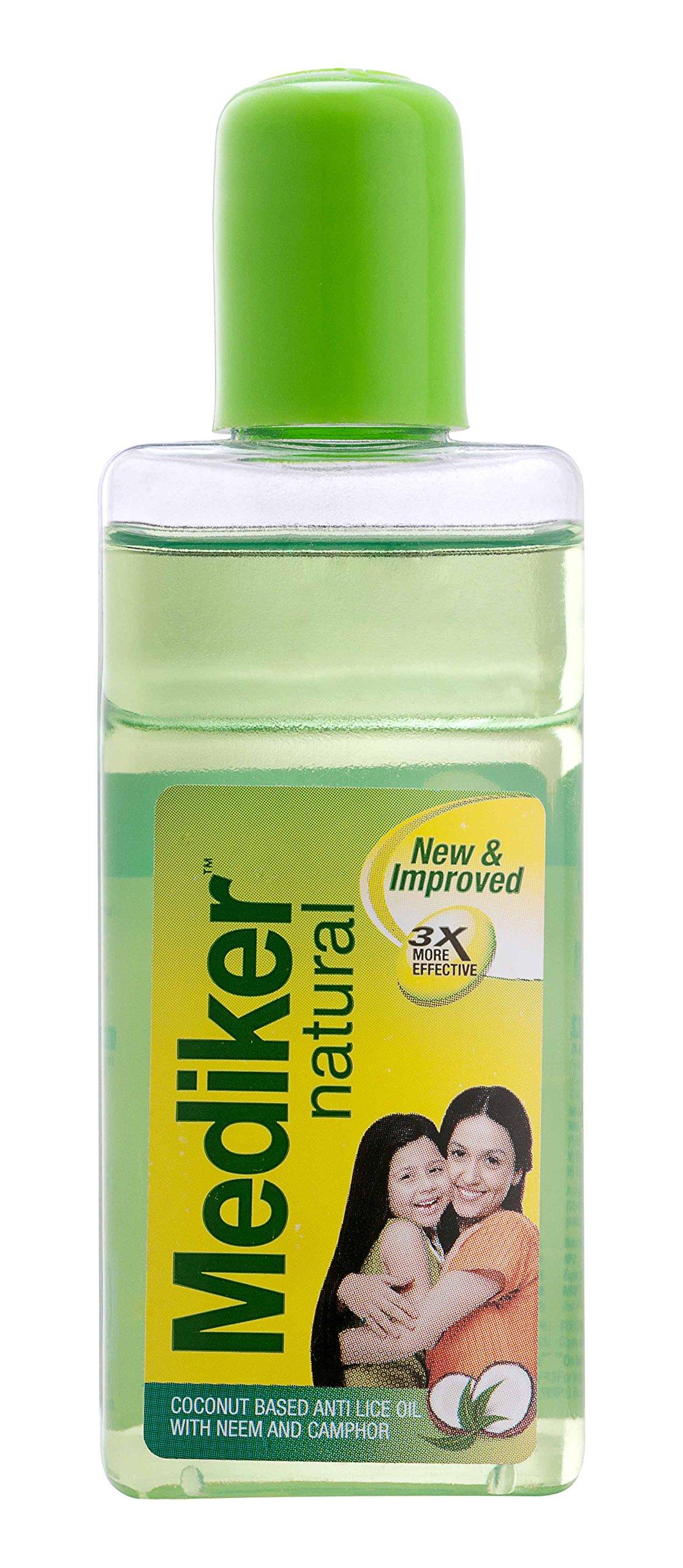 Mediker Anti Lice Treatment Hair Oil, 50ml