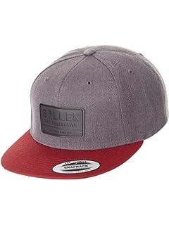 3f42ffced47 Sullen Clothing Mens Builder Snapback Hat. Sullen Clothing Mens Builder  Snapback Hat. £34.99 · Sullen New Era Black-Gold New Era Standard Issue  Beanie