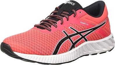 Asics Fuzex Lyte 2, Zapatillas de Deporte para Mujer, Rosa (Diva Pink/Black/White), 37.5 EU: Amazon.es: Zapatos y complementos