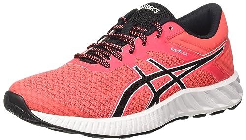 Zapatos rosas Asics FuzeX Lyte 2 para mujer TdQxefQHxQ
