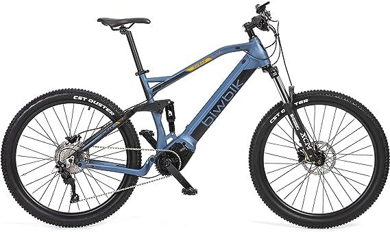 BIWBIK Bicicleta ELECTRICA MTB Mod. SURAK (19): Amazon.es: Deportes y aire libre