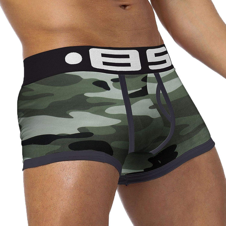 Camouflage Camo Pouch Men/'s Fashion Boxer Trunk Underwear Shorts Brief