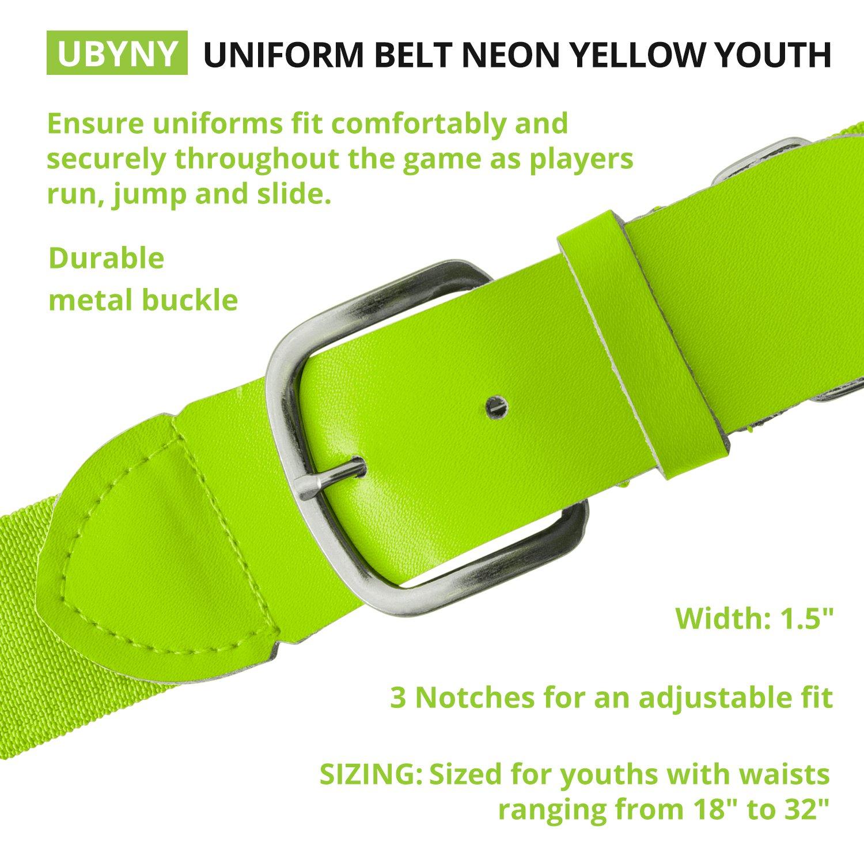 Champion Sports Youth Baseball Uniform Belt