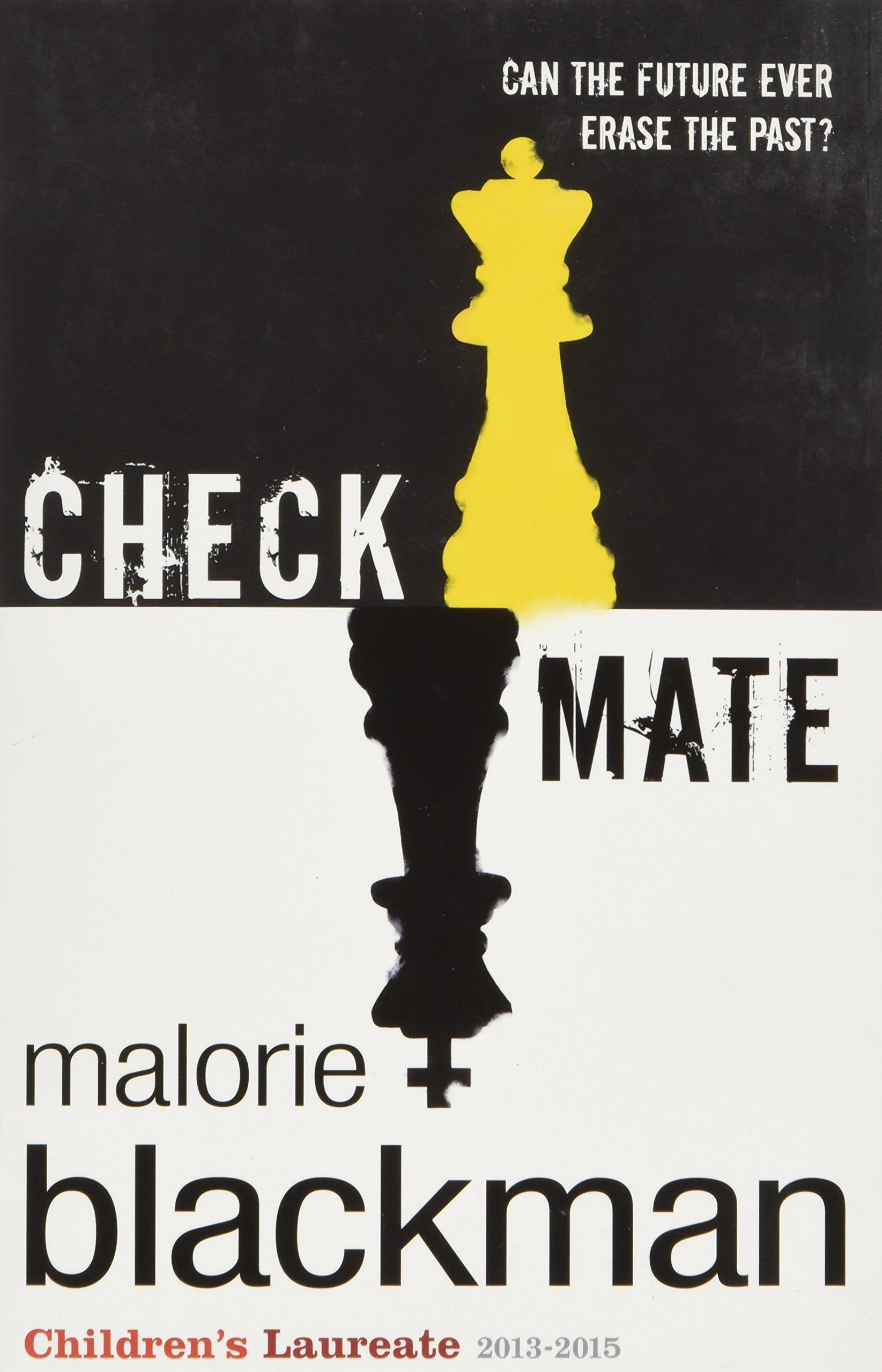 Download Checkmate by Blackman, Malorie ( Author ) ON Sep-07-2006, Paperback ebook