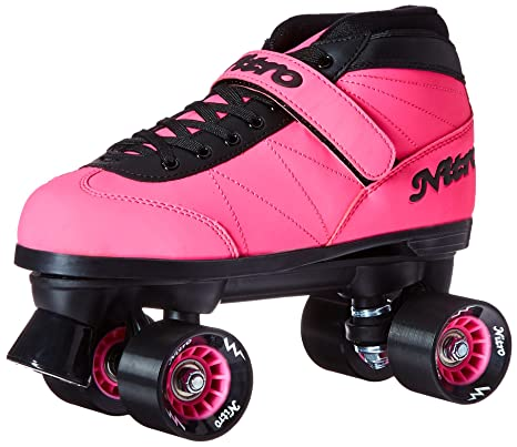 EPIC patines 2016 Nitro Turbo 8 velocidad de interior/al aire libre Quad patines,