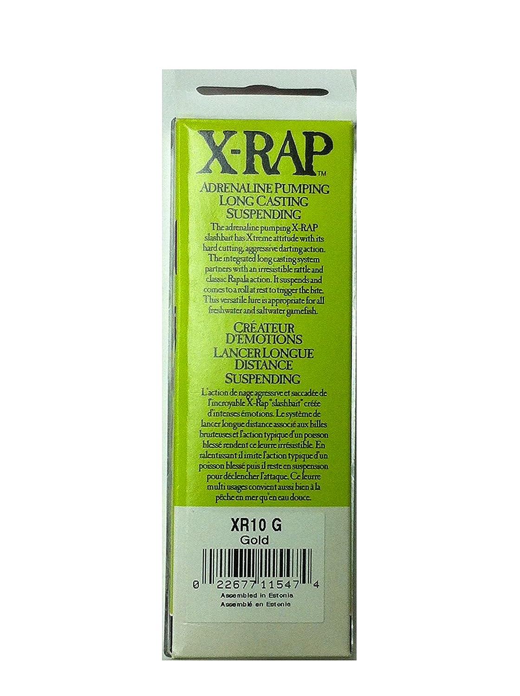 Rapala X-Rap Jerkbait XR10 Fishing Lure