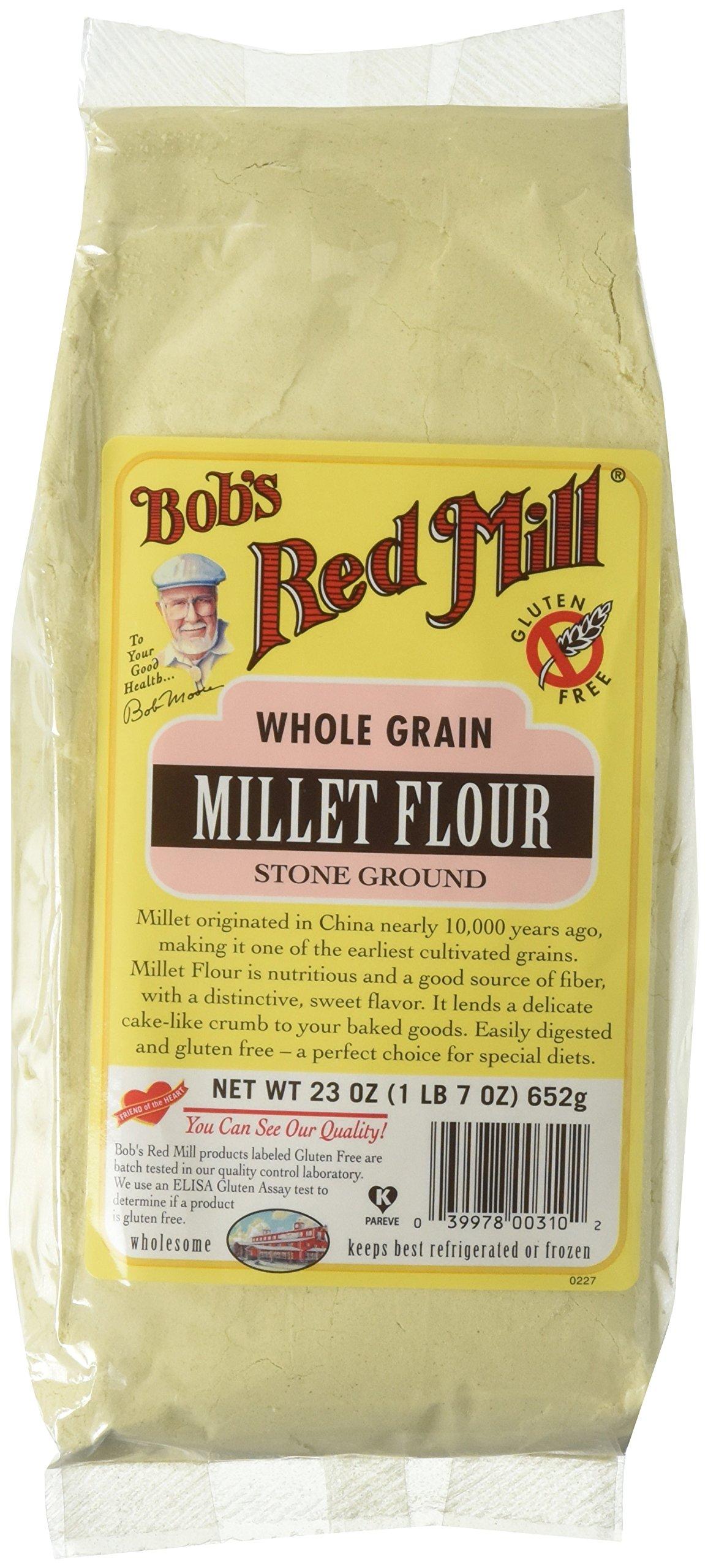Bob's Red Mill Millet Flour - 23 oz - 2 pk