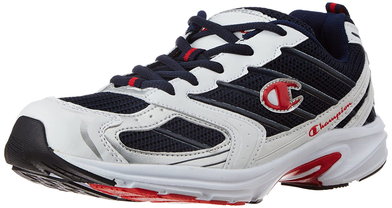 5a10e15241024 Champion Men s White and Navy Running Shoes - 10 UK (AF104-2)  Buy Online  at Low Prices in India - Amazon.in