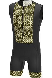 Rogelli - Traje de triatlón para Adulto, Color Negro: Amazon ...