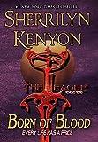 Born of Blood (The League: Nemesis Rising)