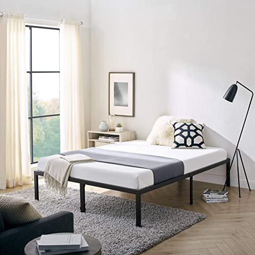Classic Brands Brutis Heavy-Duty Metal Platform Bed Frame