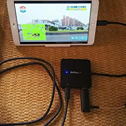 Amazon Co Jp Startech Com 4ポート増設usb 3 0ハブ Usb Type C接続 Usb C 4x Usb A Usbバスパワー対応 Hb30c4ab パソコン 周辺機器