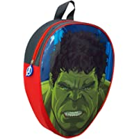 Marvel Avengers Childrens/Kids Official Hulk Head Shaped Character Backpack