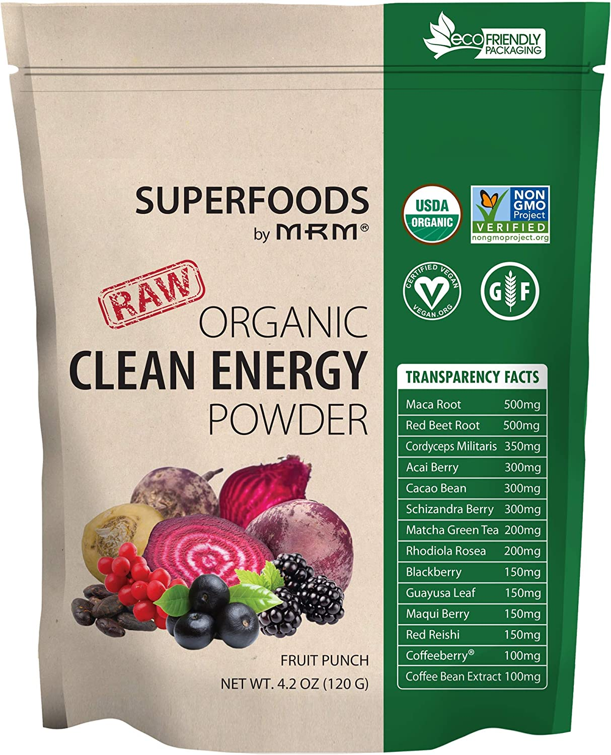 Super Foods - Clean Energy Powder