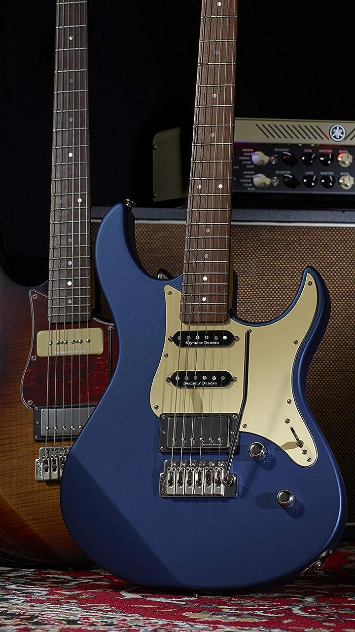 ギター YAMAHAエレキギター PACIFICA612VIIX PAC612VIIX MSB HD(720×1280)壁紙画像