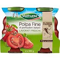 Valfrutta Polpa Fine, Mini Cubetti in Salsa Densa - 660 gr