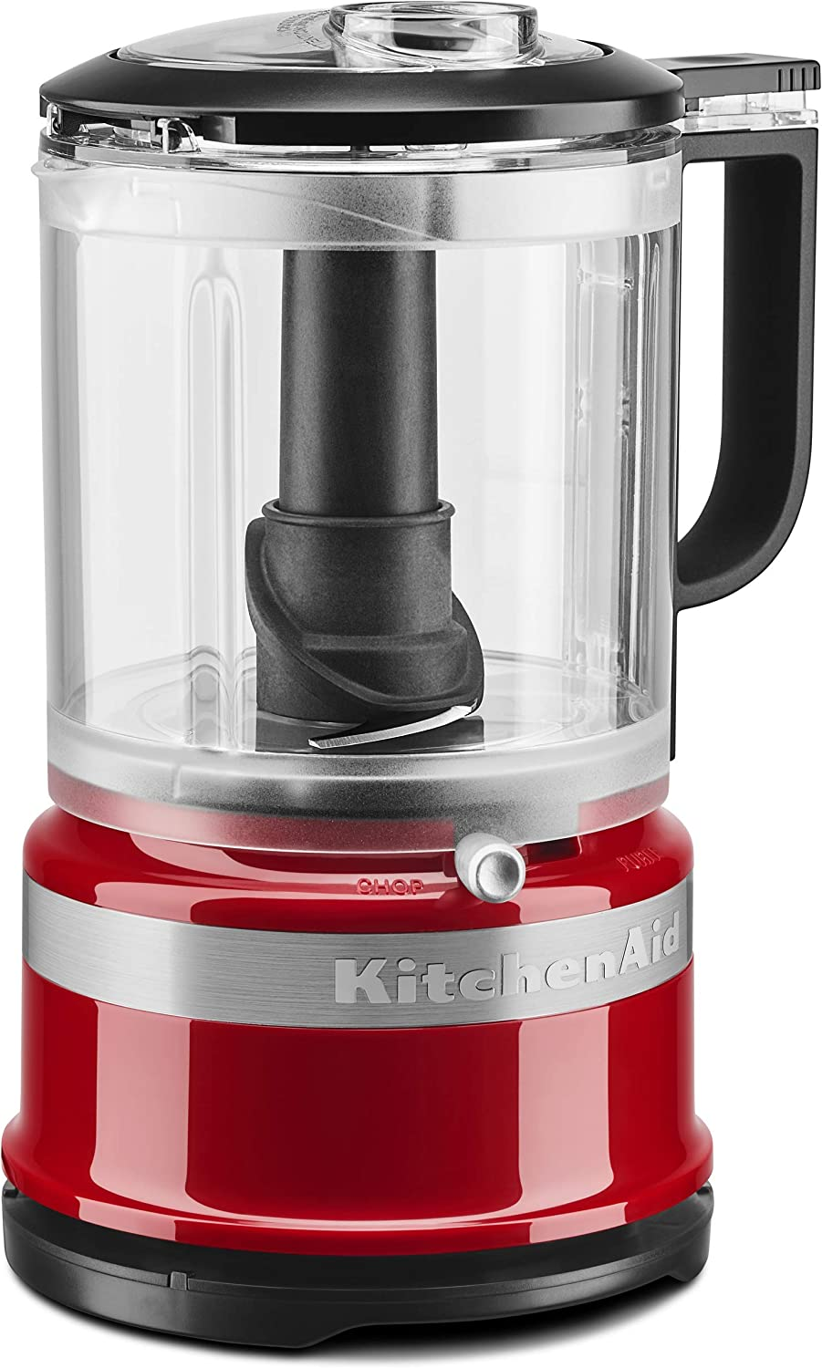 KitchenAid Refurbished 5-Cup One Touch Food Chopper | Empire Red