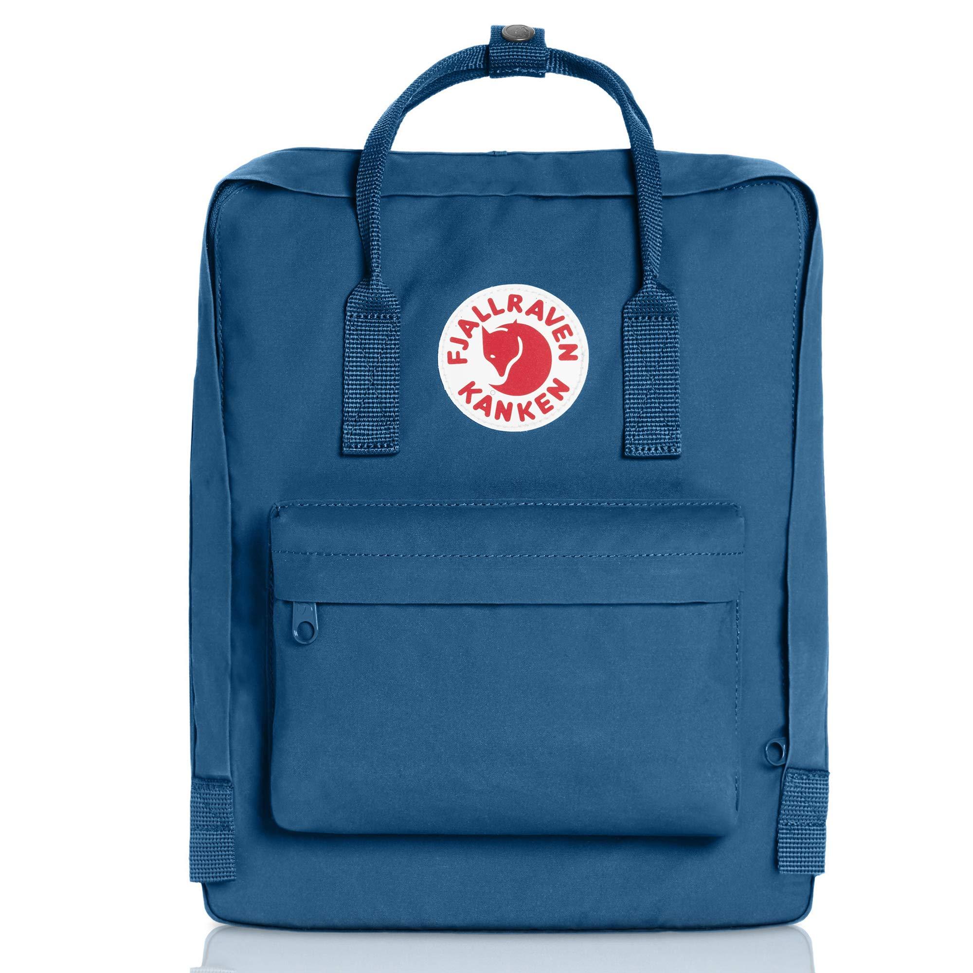 wyprzedaż tania wyprzedaż przemyślenia na temat Fjallraven - Kanken Classic Backpack for Everyday, Glacier Green