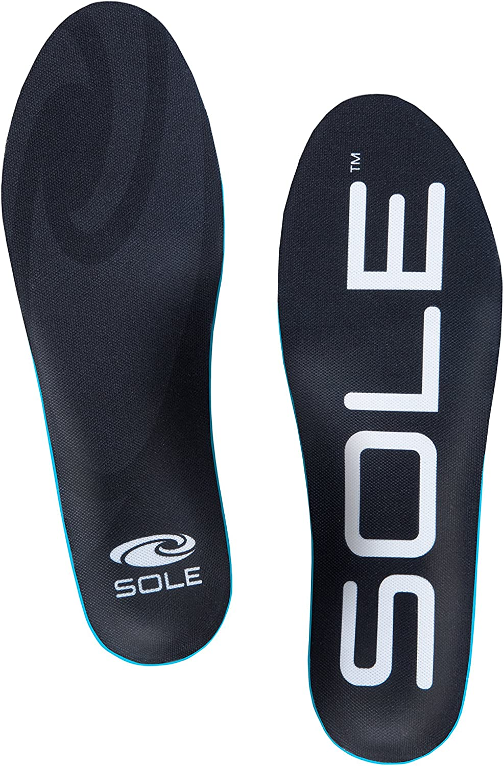 Sole Active Thick Insoles M7//w9 Ultra Cushioning Size