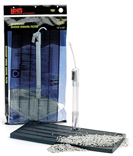 Lee S 40 55 Economy Undergravel Filter 2 Plates 12 Inch By 48 Inch