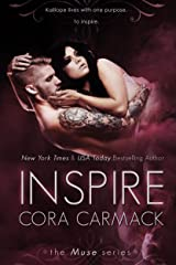 Inspire (The Muse Book 1) Kindle Edition