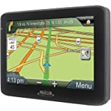 """Magellan RM5520GLUC Roadmate 5520-lm 5"""" GPS Device with Free Lifetime Maps"""